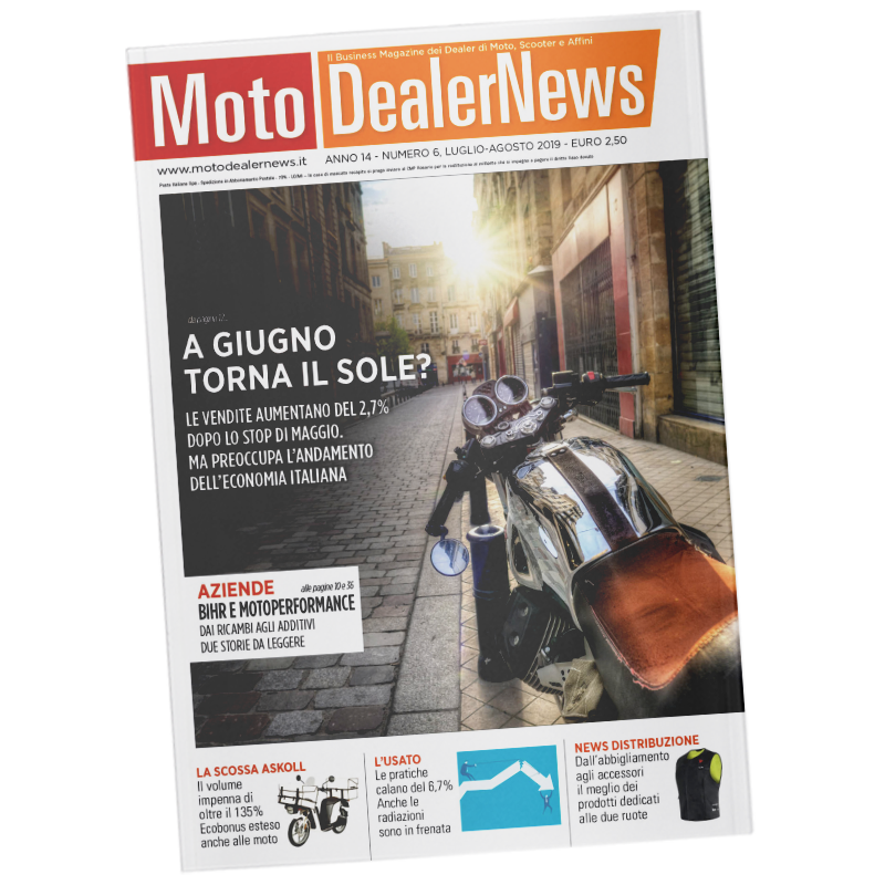 Rivista Moto Dealer News