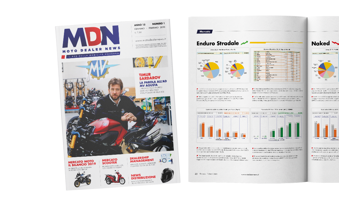 rivista Italia Moto Dealer News 2020