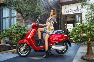 Kymco Like, in tre cilindrate