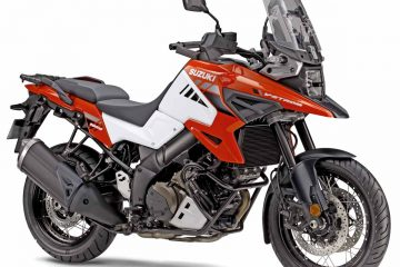 La Suzuki V-Strom 1050 sale la classifica del mercato moto a maggio 2020